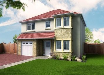 Thumbnail 4 bedroom detached house for sale in The Oleander, Off Cupar Road, Leven, Fife