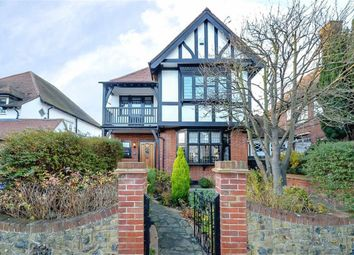 Thumbnail 4 bedroom detached house to rent in Hall Park Avenue, Westcliff-On-Sea, Essex