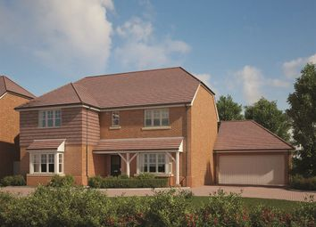 "Thumbnail 5 bedroom detached house for sale in ""The Dauphin"" at Farnham Road, Odiham, Hook"
