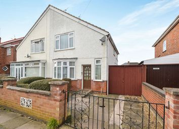 Thumbnail 2 bed semi-detached house for sale in Roseneath Avenue, Leicester