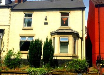 Thumbnail 3 bedroom end terrace house for sale in Firth Park Road, Sheffield