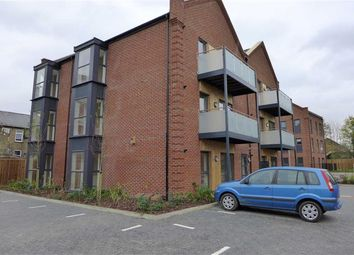 Thumbnail 3 bed flat to rent in Otter Way, Yiewsley, Middlesex