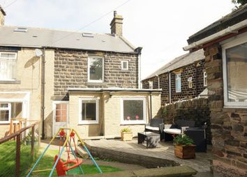 Thumbnail 3 bedroom end terrace house for sale in Stottercliffe Road, Penistone, Sheffield