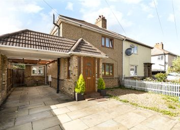 Thumbnail 4 bed semi-detached house for sale in St. Martins Road, West Drayton, Middlesex