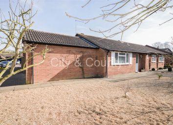 Thumbnail 3 bed detached bungalow for sale in Earlswood, Orton Brimbles, Peterborough