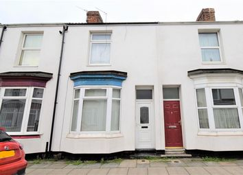 Thumbnail 2 bed terraced house for sale in Colville Street, Middlesbrough