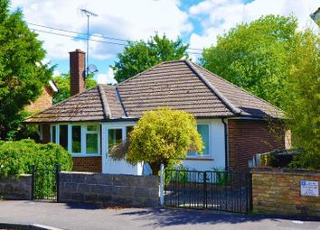 Thumbnail 2 bedroom detached bungalow for sale in Anton Road, Andover