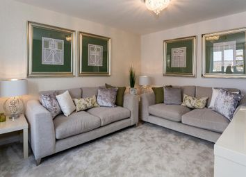 "Thumbnail 3 bed end terrace house for sale in ""Wemyss"" at Barn Church Road, Culloden"