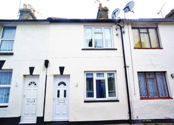 Castle Street, Wouldham, Rochester ME1. 2 bed terraced house