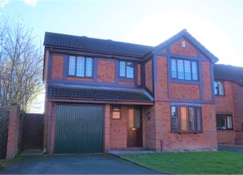 Thumbnail 4 bed detached house for sale in Katesway, Shrewsbury