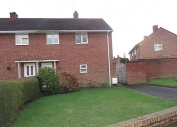 Thumbnail 3 bed semi-detached house for sale in Shepherd Drive, Willenhall