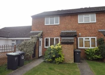 Thumbnail 2 bed end terrace house to rent in Coniston Road, Flitwick, Bedford