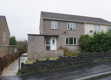 Thumbnail 3 bed semi-detached house for sale in Rhosnewydd, Tumble, Llanelli