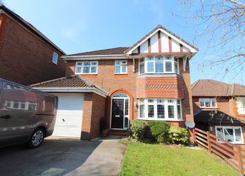 Thumbnail 4 bed detached house for sale in Bronwydd, Oakdale, Blackwood
