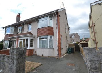 Thumbnail 4 bed semi-detached house for sale in Kinmel Avenue, Abergele