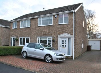 Thumbnail 3 bed semi-detached house to rent in Coxley Crescent, Netherton