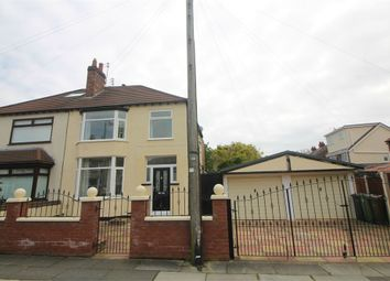 Thumbnail 4 bed semi-detached house for sale in Miller Avenue, Crosby, Merseyside