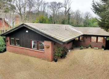 Thumbnail 4 bed detached bungalow for sale in Domewood, Copthorne, West Sussex