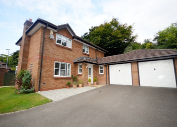 Thumbnail 4 bed detached house to rent in Penair Crescent, Truro