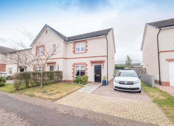 Thumbnail 2 bed semi-detached house for sale in Wishart Drive, Laurencekirk