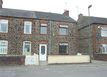 Thumbnail 3 bed end terrace house for sale in Forge Row, Codnor Park, Ironville, Nottingham