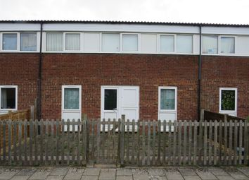 Thumbnail 2 bed terraced house for sale in Reeves Croft, Hodge Lea, Milton Keynes