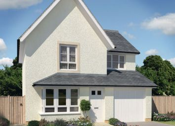 "Thumbnail 3 bed detached house for sale in ""Airth"" at Gyle Avenue, South Gyle Broadway, Edinburgh"