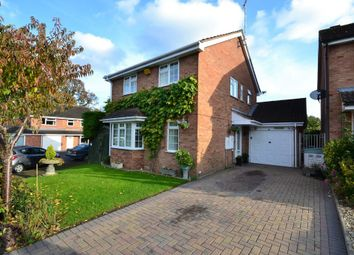 Thumbnail 3 bed detached house for sale in Edendale Approach, Cheltenham