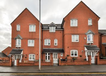 Thumbnail 4 bed town house for sale in Evesham Road, Redditch