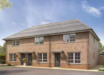 """Thumbnail 3 bedroom semi-detached house for sale in """"Woodbury"""" at Lydiate Lane, Thornton, Liverpool"""