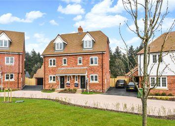 Thumbnail 4 bed semi-detached house for sale in Eyden Gardens, Medstead, Alton, Hampshire