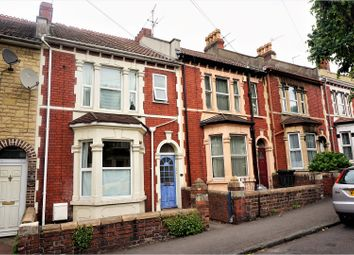 Thumbnail 1 bed flat for sale in Freemantle Road, Eastville