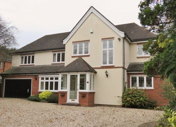 Thumbnail 5 bed detached house to rent in Croftdown Road, Harborne, Birmingham