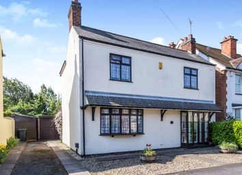 Thumbnail 3 bed detached house for sale in Byron Street, Barwell, Leicester