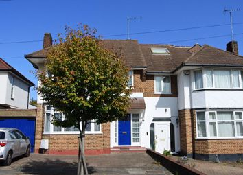 Thumbnail 3 bed semi-detached house to rent in Steynings Way, London