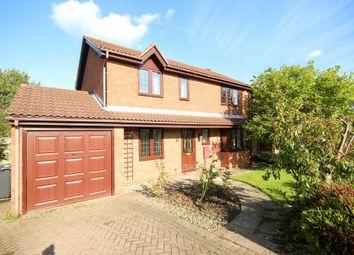 Thumbnail 4 bed detached house for sale in Springdale Court, Mickleover, Derby