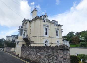 Thumbnail 1 bedroom flat to rent in Torwood Gardens Road, Torquay