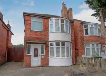 Thumbnail 3 bed detached house for sale in Warwick Avenue, Beeston, Nottingham