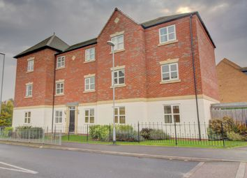 Thumbnail 2 bed flat for sale in Lowes Drive, Tamworth