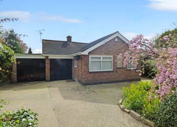 Thumbnail 4 bed bungalow to rent in Arundel Drive, Bramcote, Nottingham