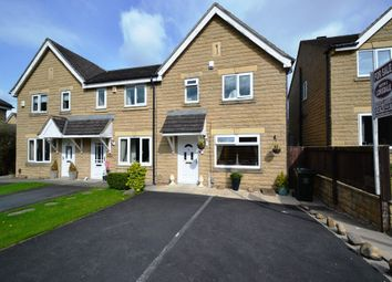 Thumbnail 3 bedroom terraced house for sale in Outlands Rise, Apperley Bridge, Bradford