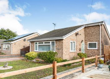 Thumbnail 2 bed detached bungalow for sale in Downham Way, Brandon