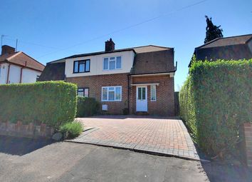 Thumbnail 3 bed semi-detached house for sale in Heatherden Close, Reading, Berkshire