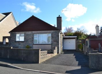 Thumbnail Detached bungalow for sale in Westby Road, Bude