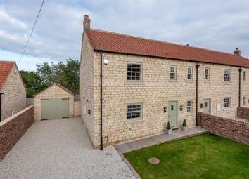 Thumbnail 3 bed property for sale in 2 Mount Farm Mews, Main Street, Westow, York