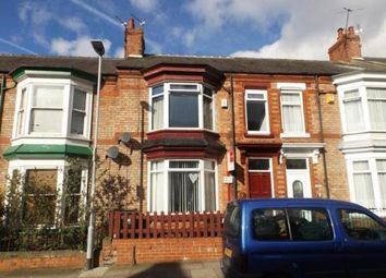 Thumbnail 4 bed terraced house for sale in Clifton Road, Darlington