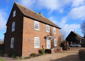Thumbnail 5 bed semi-detached house for sale in Lake Farm Close, Ferndown
