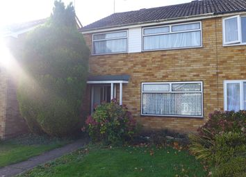 Thumbnail 4 bedroom terraced house to rent in Lichen Green, Cannon Park, Coventry, West Midlands