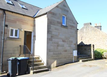 Thumbnail 2 bedroom flat to rent in The Knoll, Tansley, Matlock