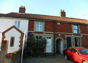 Thumbnail 3 bed terraced house for sale in Station Road, Yaxham, Dereham